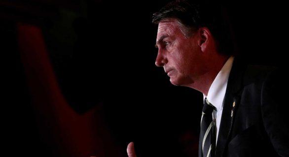 Bolsonaro pede ao TSE suspensão de pesquisa eleitoral do Datafolha