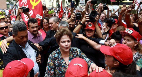 Lula é inocente e por isso não temos plano B, diz Dilma