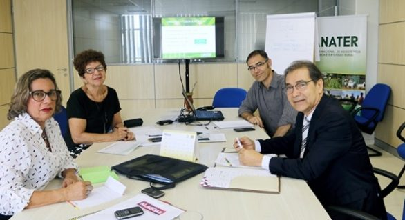 Projetos da Anater beneficiam agricultores de Alagoas