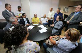 Propostas para fim da greve do Detran/AL são discutidas em audiência no TJ