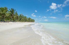 Três praias alagoanas estão entre as 25 melhores do país