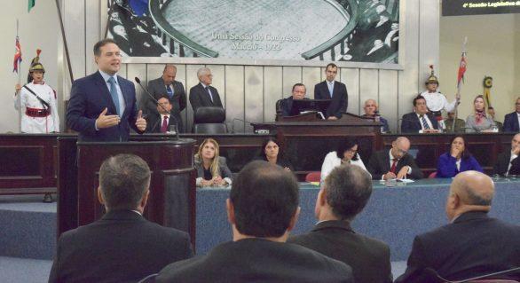 Governador de AL apresenta planos e metas para o 4º ano de gestão