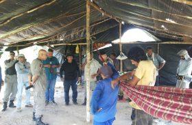 Justiça cumpre reintegração de posse de área da Usina Utinga