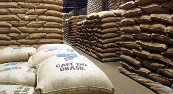 Cafés do Brasil exportam 30,88 milhões de sacas de 60kg e atingem US$ 5,23 bilhões de receita cambial em 2017
