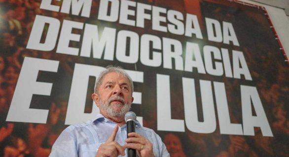 Após pesquisa, Lula decide antecipar lançamento de pré-candidatura