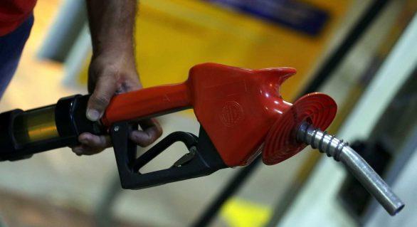 Gasolina recua em 13 Estados e no Distrito Federal