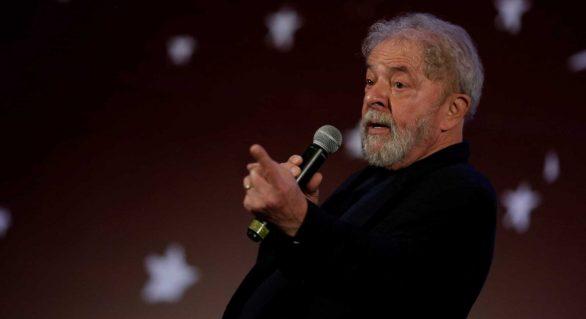 STJ marca julgamento de habeas corpus de Lula para próxima quinta