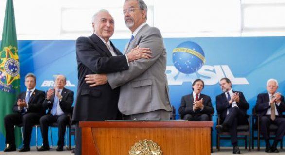 Temer afirma que Ministério da Segurança fará integração no combate a crimes