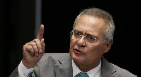 """Presidência do Senado? """"Estou dedicado a Alagoas"""", diz Renan"""