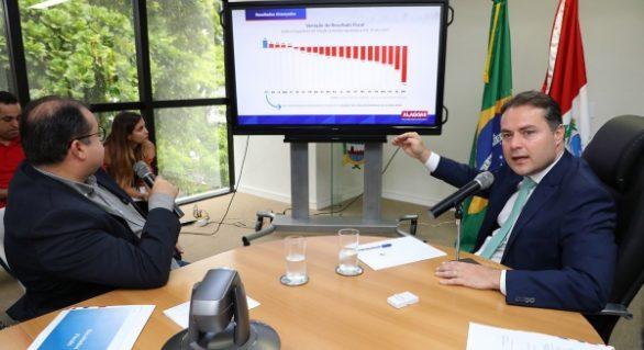 Alagoas mantém superávit e tem perspectiva estável aponta Standard & Poor´s