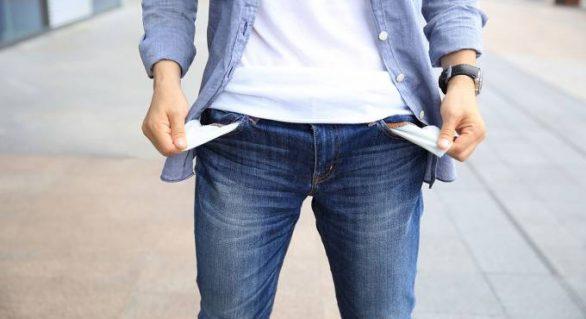 Somente 21% dos brasileiros guardaram dinheiro em dezembro