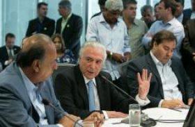 Temer anuncia criação do Ministério Extraordinário da Segurança Pública