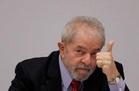 É preciso aparecer gente nova na política brasileira, diz Lula no RS