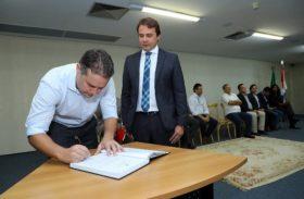 Novo secretário de Infraestrutura vai priorizar obras hídricas, habitacionais e de esgotamento