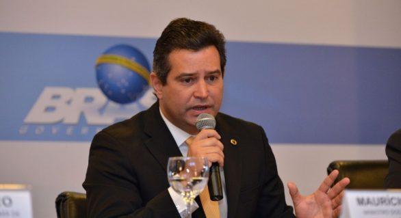 """""""Chance zero"""" de não disputar Senado, avisa Maurício Quintella"""
