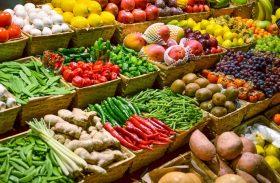 Prévia da inflação oficial recua para 0,10% em março, puxada por alimentos