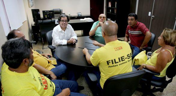 Audiência de conciliação entre Detran/AL e sindicato dos servidores termina sem acordo