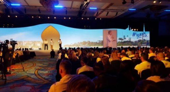 Alagoas tem destaque em Convenção Nacional da CVC em Dubai