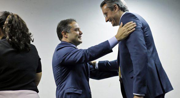 RF prestigia posse do novo superintendente da Polícia Federal de Alagoas