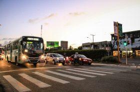 Cai o número de assaltos a ônibus em Maceió; redução alcançou 44%