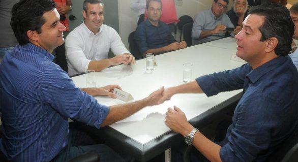 Rui avisa que candidato do PSDB ao governo sai até maio