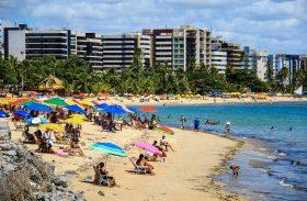 Fluxo turístico em Maceió aumenta no primeiro trimestre de 2018