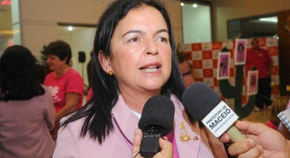 Fátima Canuto anuncia filiação partidária e vai disputar eleição