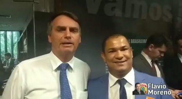 Governo, Senado, federal e estadual: Bolsonaro terá chapa completa em AL