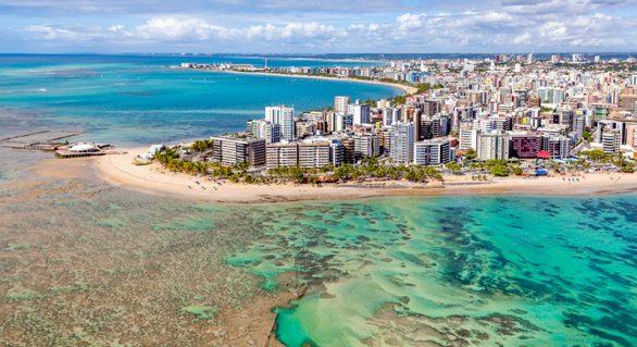 Maceió é eleito melhor destino turístico do Brasil