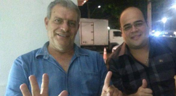 PEN filia Aderval Tenório e Cabral pode disputar Senado