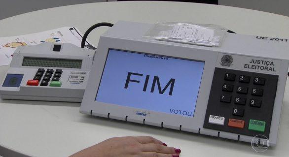 STF deve julgar em 6 de junho uso de voto impresso nas eleições
