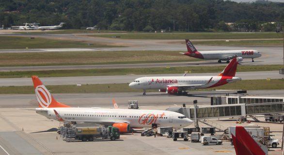 8 aeroportos estão sem combustível nesta segunda (28), diz Infraero