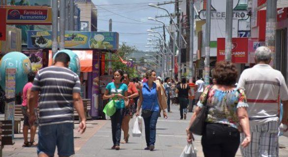 Consumo em Maceió aumenta pelo 2º mês consecutivo; crescimento corresponde a 6,9%