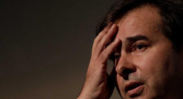 Aliança DEM-PSDB está terminando, afirma Maia