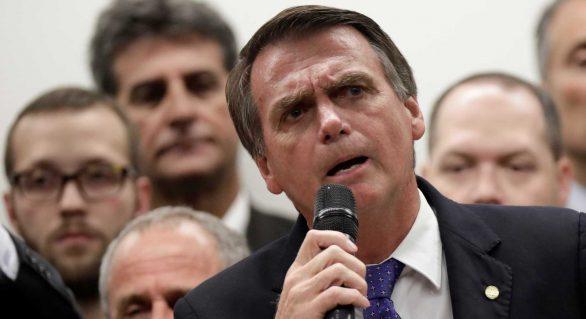 Bolsonaro evita participar de debates com outros candidatos ao Planalto