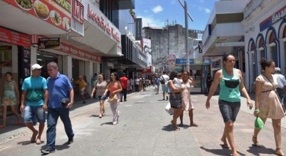 Endividamento cai pelo 2º mês consecutivo em Maceió