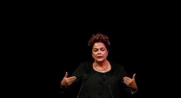 Dilma diz ser mentira que Petrobras estava falida