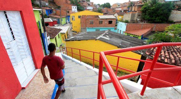 Investimento do Governo de AL nas grotas de Maceió chega a R$ 107 milhões