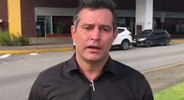 Quintella anuncia solução contra proibição de voos no aeroporto de Maceió