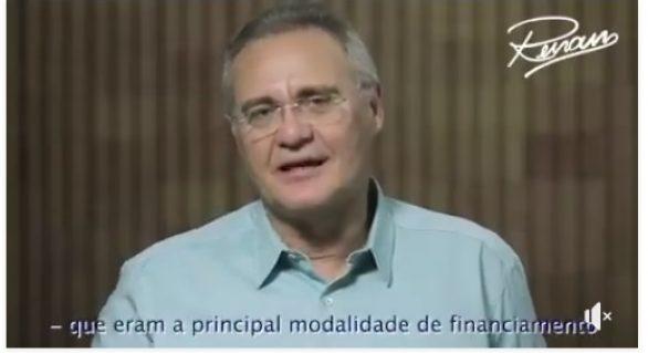 Renan sugere que Temer demita diretoria da Petrobras e equipe econômica