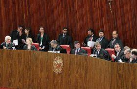 TSE finaliza julgamento das contas de 30 partidos