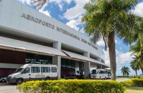 Aeroporto Zumbi dos Palmares está entre os 13 que serão leiloados ainda em 2018