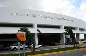 Número de estrangeiros cresce quase 300% no Aeroporto Zumbi dos Palmares