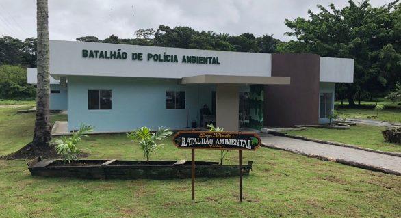 Governo de AL entrega nova sede do Batalhão de Polícia Ambiental nesta segunda (11)