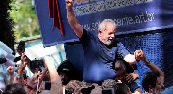 PT quer gravar programas eleitorais de Lula na cadeia