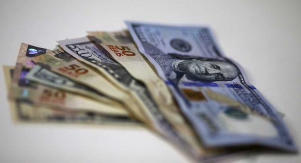 Câmbio para fim de 2018 sobe de R$ 3,50 para R$ 3,63, prevê Focus