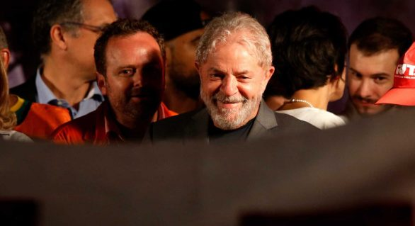 Lula cita ex-prefeito de BH e filho de Alencar como vices ideais
