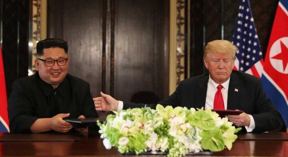 Reunião histórica gera otimismo e cautela na comunidade internacional