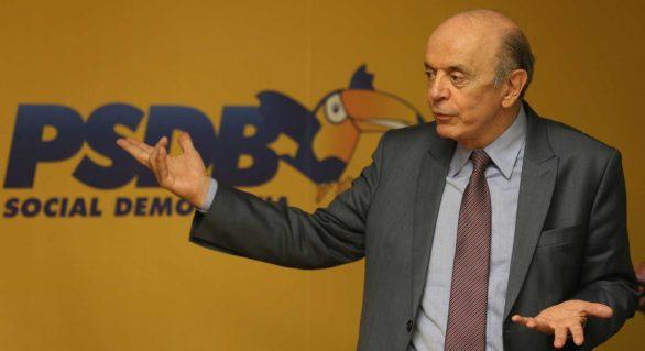 Gilmar Mendes dá 10 dias para Serra se pronunciar sobre caixa 2