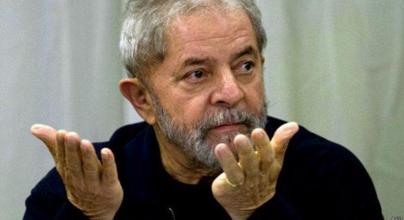 Lula diz que será candidato e recuperará soberania do Brasil